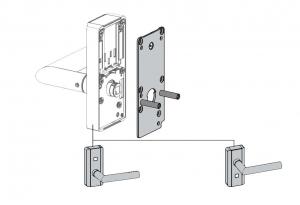 Incuietoare electronica Dorma C-lever Compact2