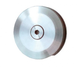 Conector rotund aliniere sticla Ø50 mm0