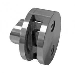 Clema simpla Ø60x28 mm fixare pe teava rectangulara [0]