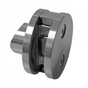 Clema dubla Ø60x28 mm fixare pe teava rotunda0
