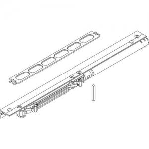 Amortizor unidirectional stanga/dreapta Levolan 601