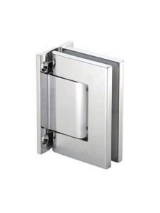 Balama hidraulica Biloba cu amortizare incorporata perete/sticla0