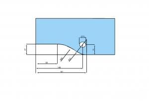 Balama superioara PT 20 - Dorma Universal Light2