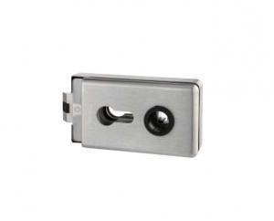 Broasca rectangulara pentru cilindru usa sticla 8-12 mm0