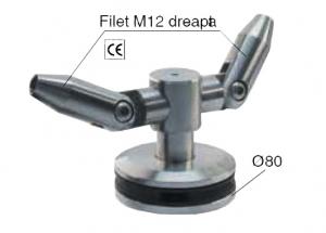 Conector dublu 2xtija/1xsticla 21,52-25,52 mm1