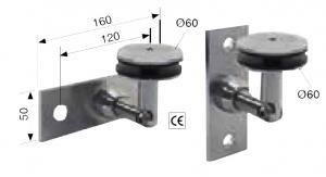 Conector inferior perete/sticla 17,52-21,52 mm1