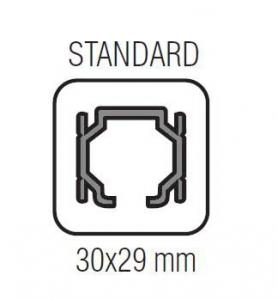 Profil glisare Standard EASY 801