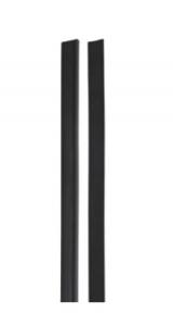Set cale si garnituri balcon frantuzesc Easy Glass® View, L=2x1100 mm0