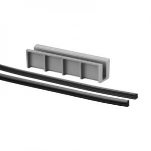 Set cale si garnituri profil U balustrada Easy Glass® Hybrid0