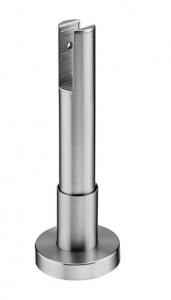 Picior reglabil 120-150 mm sticla/HPL 10-13 mm compartimentare toaleta [0]