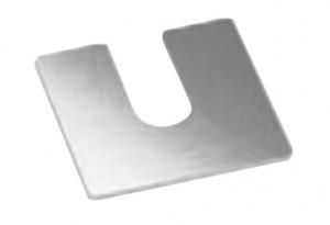 Talpa compensare profil U balustrada Easy Glass® Smart fixare pardoseala0