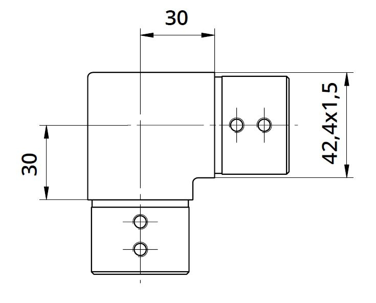 Kit pentru imbinare brat – DITEC QIKBG