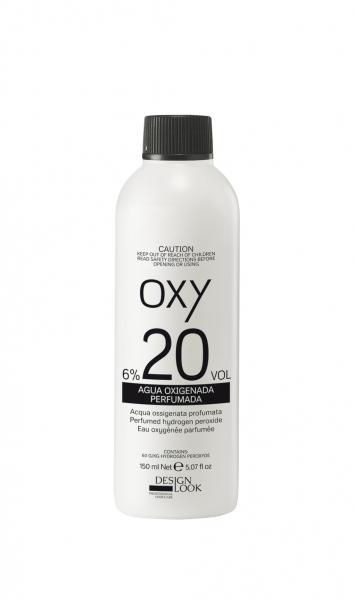 Oxidant crema parfumat Oxy 20vol 150 ml 0