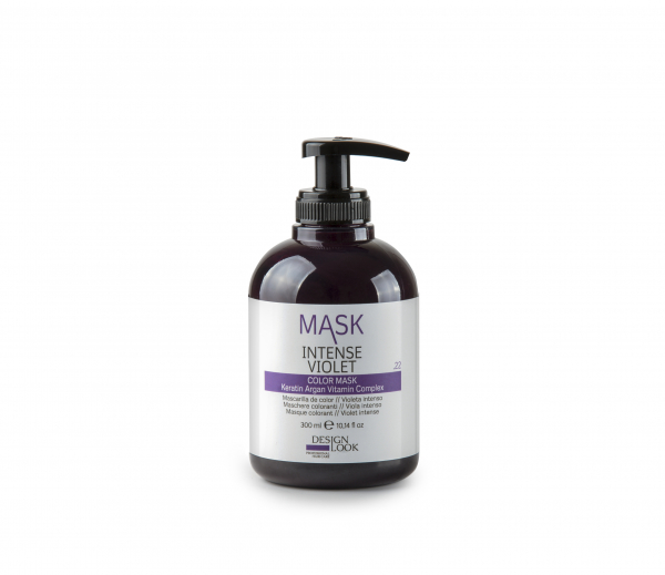 Masca coloranta violet intens Mask Intense Violet 300 ml 0