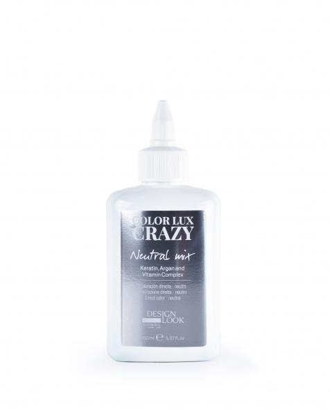 Vopsea gel fara amoniac neutru Color Lux Crazy Neutral Mix 150 ml [0]