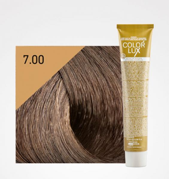 Vopsea de par blond intens 7.00 Color Lux 100 ml [0]