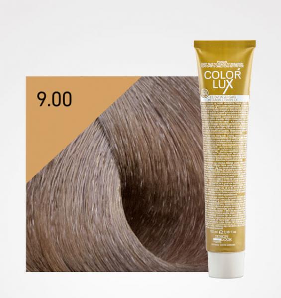 Vopsea de par blond foarte deschis intens 9.00 Color Lux 100 ml [0]