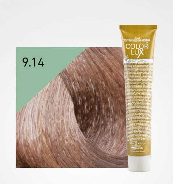 Vopsea de par nuca 9.14 Color Lux 100 ml 0