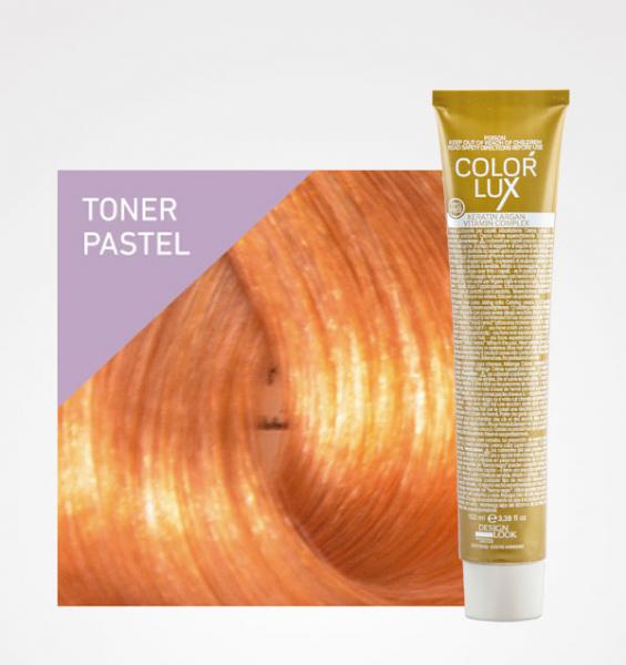 Toner de par pastel caisa Color Lux Apricot 100 ml 0