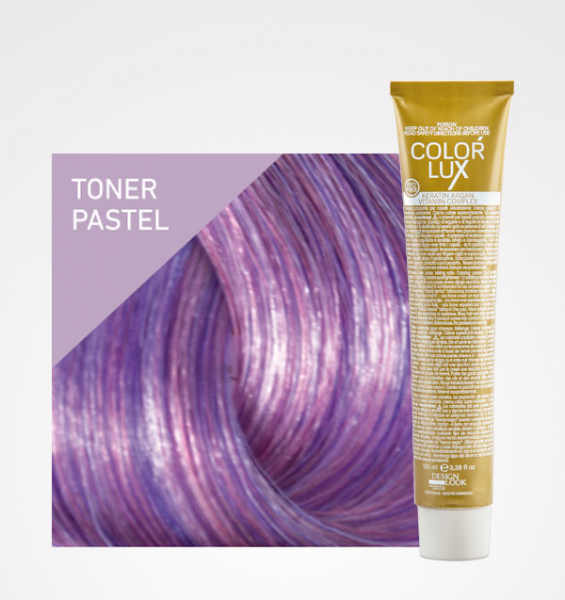 Toner de par pastel liliac Color Lux Lilac 100 ml 0