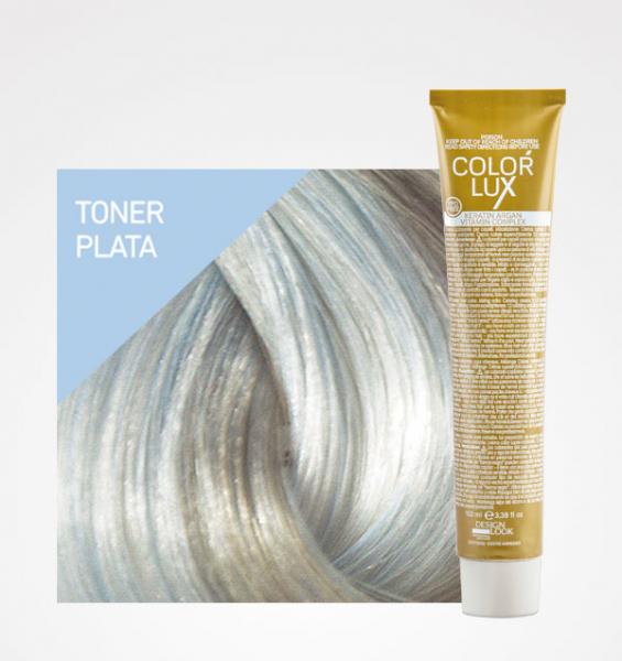 Toner de par argintiu Color Lux Silver 100 ml 0