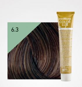 Vopsea de par blond auriu inchis 6.3 Color Lux 100 ml0