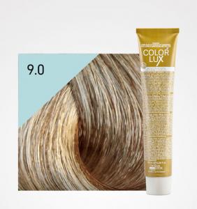 Vopsea de par blond foarte deschis 9.0 Color Lux 100 ml0