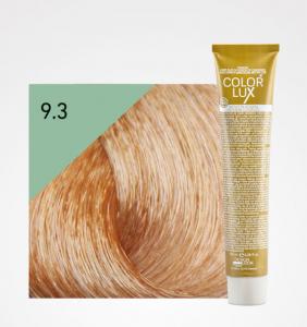 Vopsea de par blond auriu foarte deschis 9.3 Color Lux 100 ml [0]