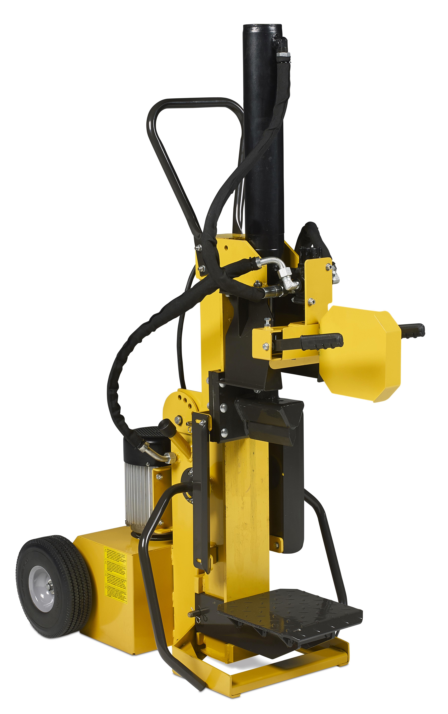 Despicator busteni Texas Power split 1200VH, 12 tone, 3.5kW, orizontal/vertical, electric trifazat 0