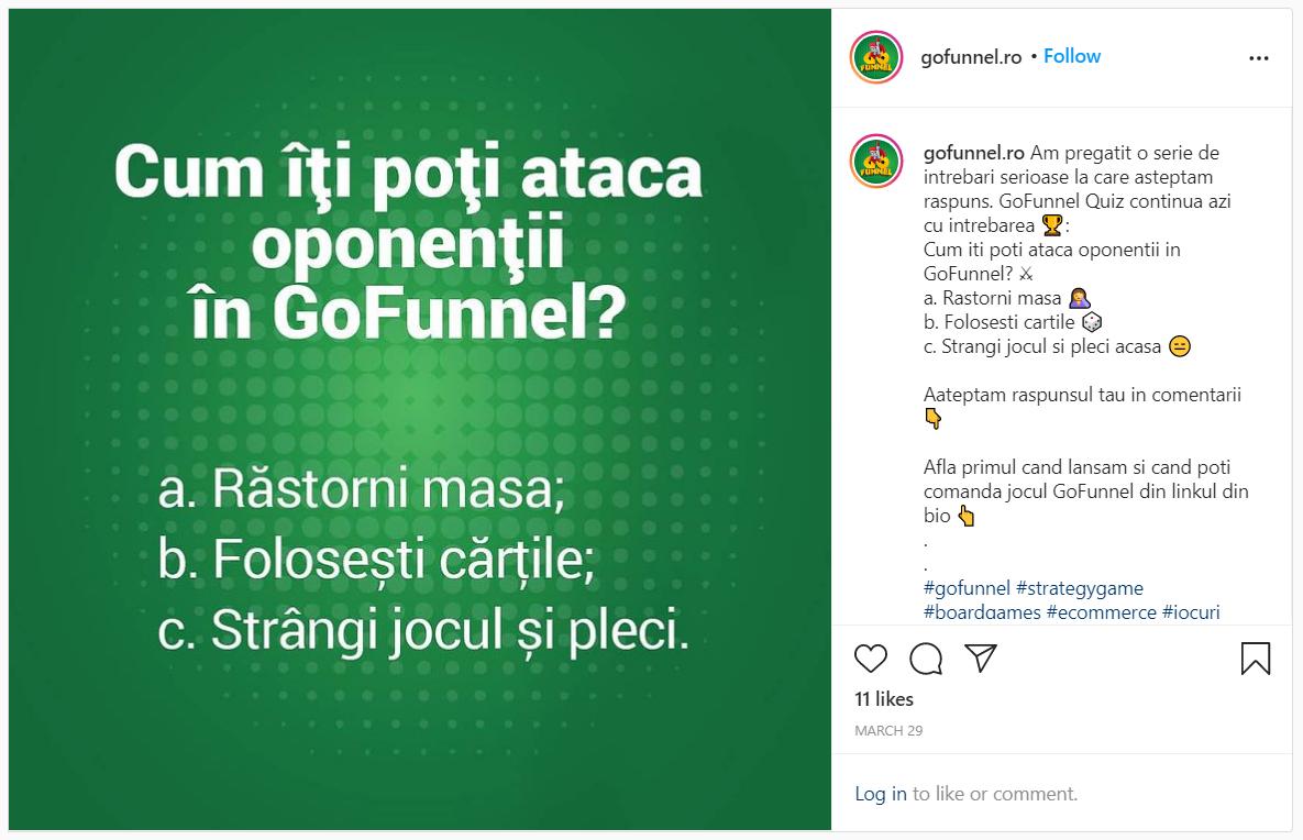 GoFunnel Quiz