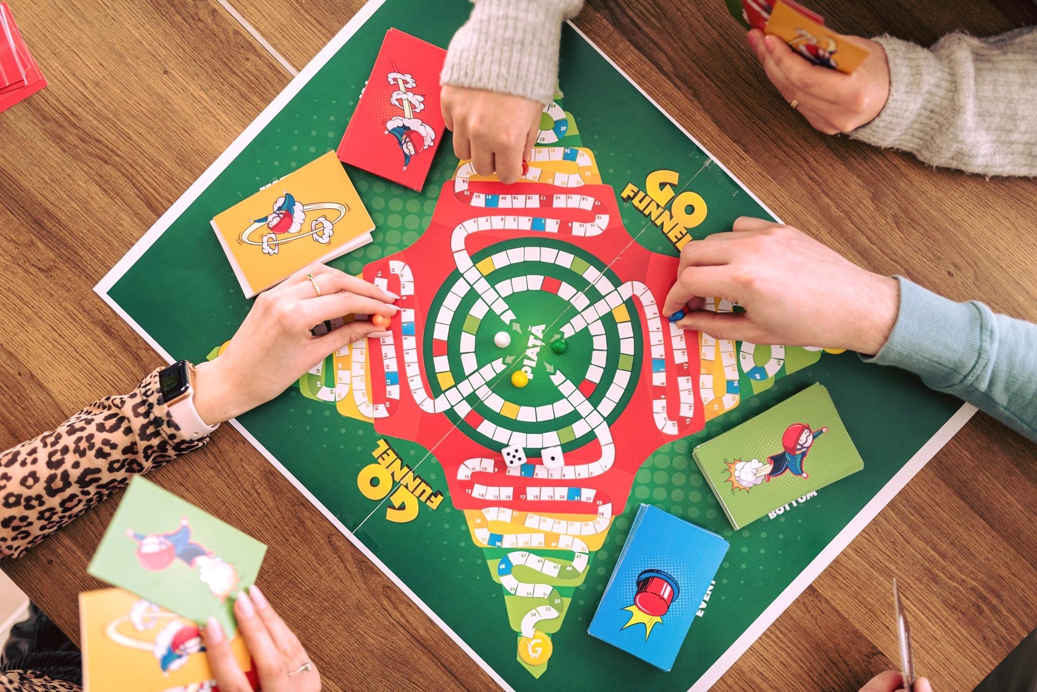 5 Jocuri pentru antreprenori - Ce lectii de business poti invata din board games