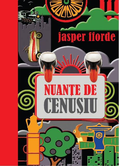 Nuante de cenusiu - Jasper Fforde