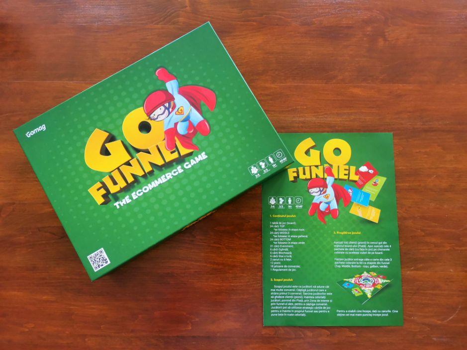 Regulament GoFunnel Board Game