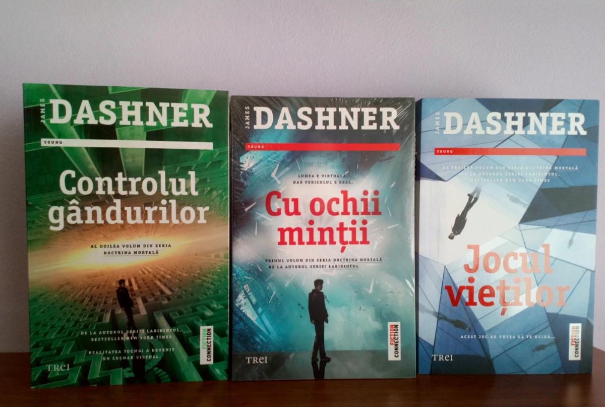 Trilogia Doctrina Mortala - James Dashner