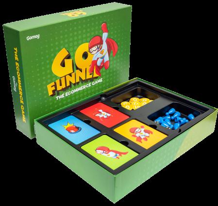 GoFunnel Board Game [2]
