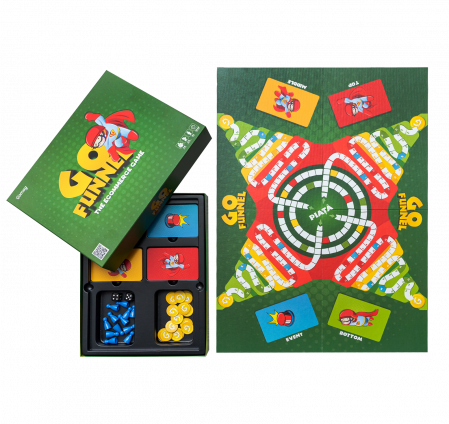 GoFunnel Board Game [3]