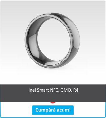 Inel Smart NFC, GMO, R4