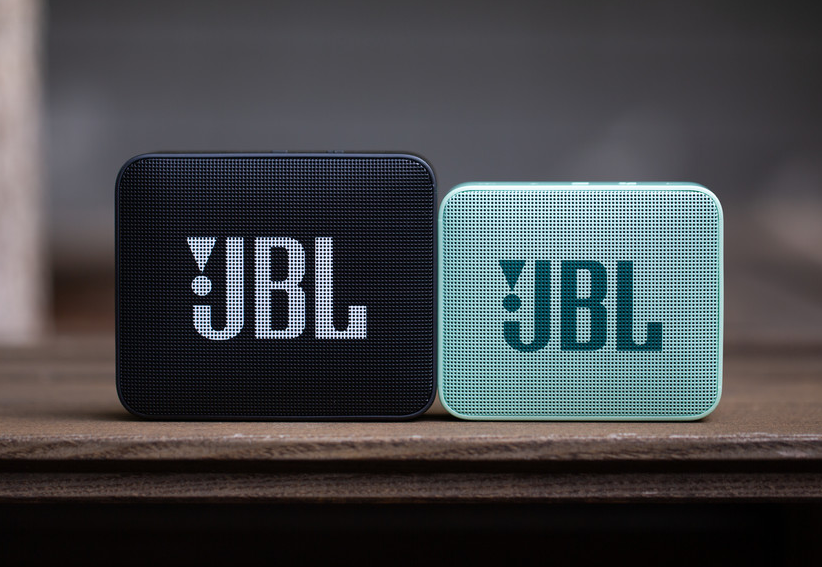 Boxa portabila cu bluetooth, JBL GO2+, Negru