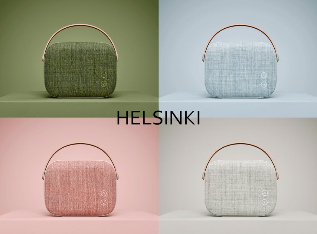 Boxa portabila Vifa Helsinki, bluetooth