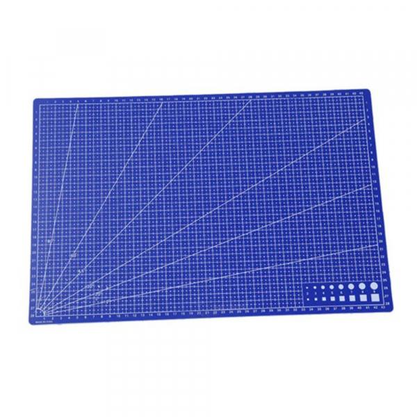 """Placa suport taiere cu proprietati de """"REGENERARE"""", GMO, format A3, 32x45 cm, 2 mm grosime 0"""
