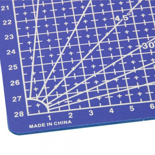 """Placa suport taiere cu proprietati de """"REGENERARE"""", GMO, format A3, 32x45 cm, 2 mm grosime 3"""