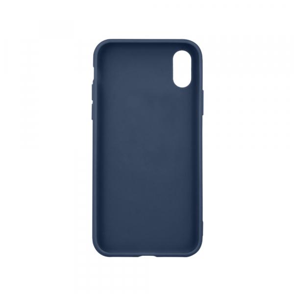 Husa mata, TPU, pentru Samsung A6 Plus 2018, albastru închis [2]