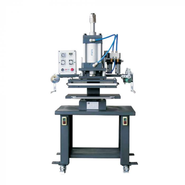 Echipament profesional pneumatic pentru aplicatii de imprimare termica, TJQ-368D 0
