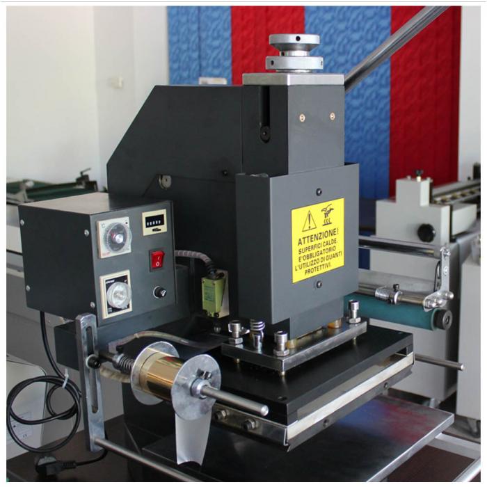 Echipament profesional manual pentru aplicatii de imprimare termica, TJ-368 [3]