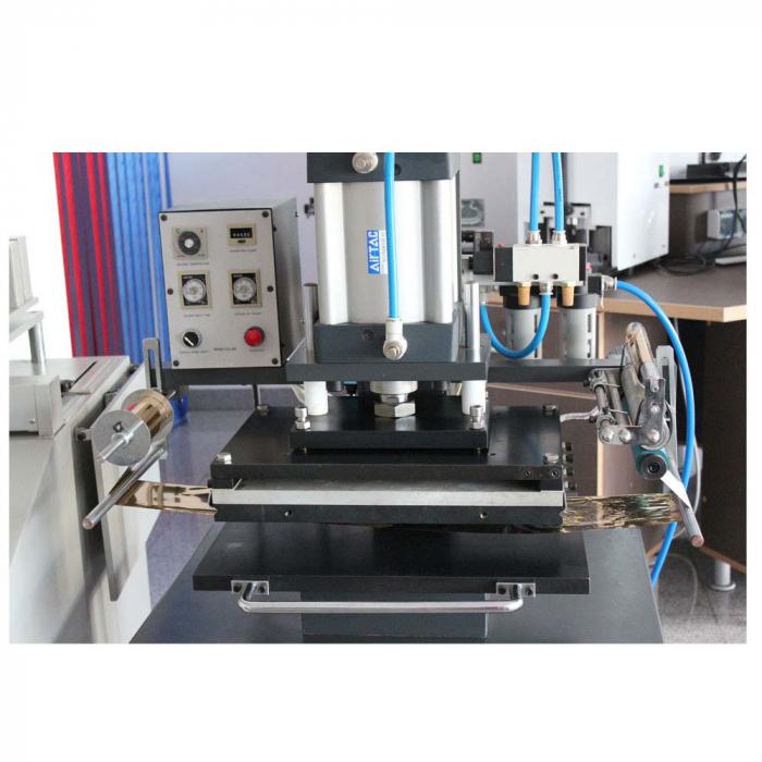 Echipament profesional pneumatic pentru aplicatii de imprimare termica, TJQ-368D 2