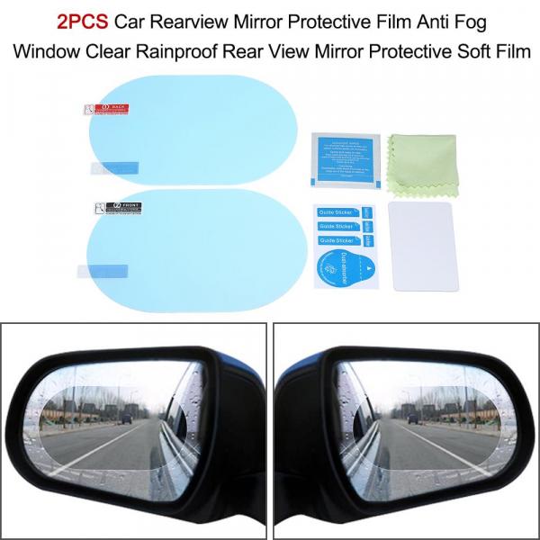 Set folie protectoare auto de oglinda, impotriva apei, GMO, Film Protect 2
