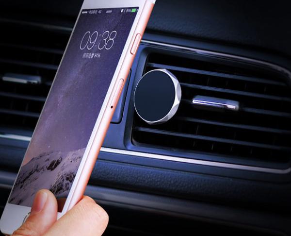 Suport auto pentru telefon, magnetic 1