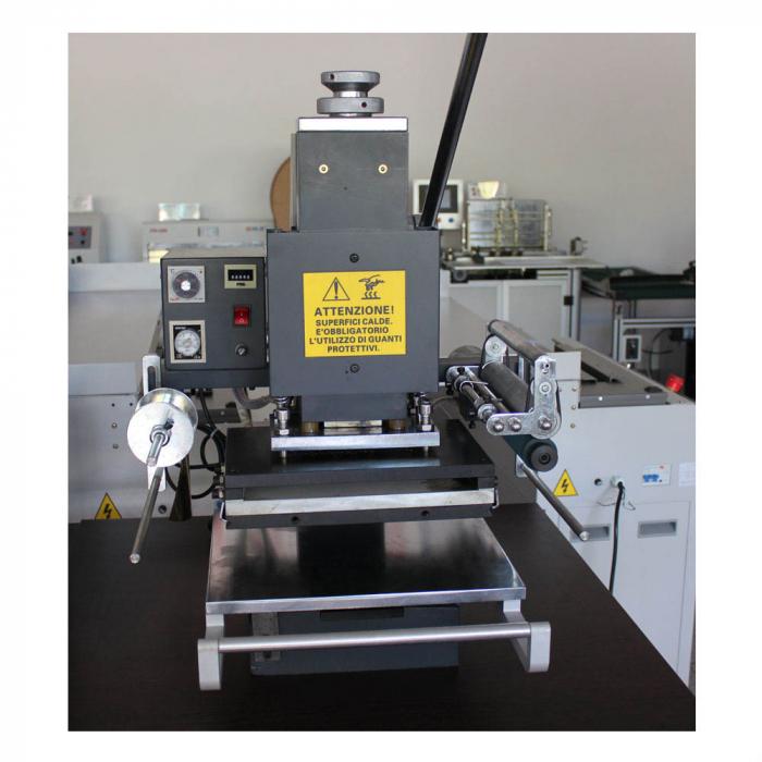Echipament profesional manual pentru aplicatii de imprimare termica, TJ-368 [4]