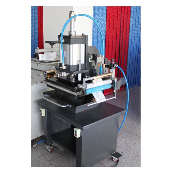 Echipament profesional pneumatic pentru aplicatii de imprimare termica, TJQ-368D 3