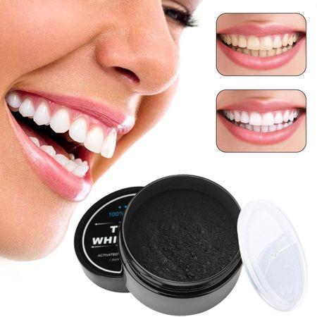 Pudra de albire si detoxifiere dinti, 100% naturala 5